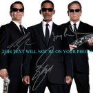 MEN IN BLACK 3 AUTOGRAPHED 8x10 RP PHOTO WILL SMITH TOMMY LEE JONES JOSH BROLIN