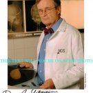 DAVID McCALLUM AUTOGRAPHED 8x10 RP PHOTO NCIS PROMO PHOTO DUCKY