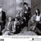 NCIS CAST 7 SIGNED AUTOGRAPHED 8X10 PHOTO MARK HARMON PAULEY PERRETTE COTE DE PABLO