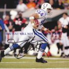 DALLAS CLARK AUTOGRAPHED 8x10 RP PHOTO INDIANAPOLIS COLTS
