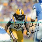 KARNELL HATCHER AUTOGRAPHED 8x10 RP PHOTO LSU