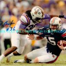 DERRICK BRYANT AUTOGRAPHED 8x10 RP PHOTO LSU