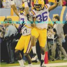 MORRIS CLAIBORNE AND DERRICK BRYANT AUTOGRAPHED 8x10 RP PHOTO LSU