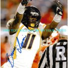 BRUCE IRVIN AUTOGRAPHED 8x10 RP PHOTO WV SEATTLE