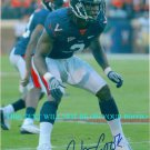 CHRIS COOK AUTOGRAPHED 8x10 RP PHOTO VIRGINIA MINN VIKINGS