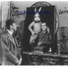 JAMES JIMMY STEWART AUTOGRAPHED SIGNED 8X10 RP PHOTO with his character HARVEY