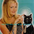MELISSA JOAN HART AUTOGRAPHED 8x10 RP PHOTO SABRINA THE TEENAGE WITCH