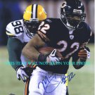 MATT FORTE SIGNED AUTOGRAPHED 8x10 RP PHOTO CHICAGO BEARS RB