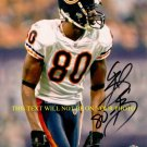BERNARD BERRIAN SIGNED 8x10 RP PHOTO CHICAGO BEARS