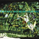 NATE ADAMS AUTOGRAPHED 6x9 RP PROMO PHOTO X-GAMES AWESOME