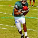 JEREMY MACLIN AUTOGRAPHED 8x10 RP PHOTO PHIL EAGLES