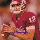 LANDRY JONES AUTOGRAPHED 8x10 RP PHOTO OKLAHOMA