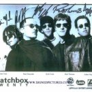 MATCHBOX 20 TWENTY GROUP SIGNED AUTOGRAPHED 8X10 RP PHOTO ROB THOMAS +
