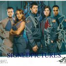 STARGATE ATLANTIS CAST AUTOGRAPHED 8X10 RP PHOTO SG