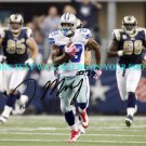 DEMARCO MURRAY AUTOGRAPHED 8x10 RP PHOTO DALLAS COWBOYS AWESOME RB