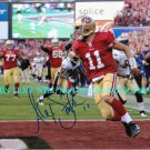 ALEX SMITH AUTOGRAPHED 8x10 RP PHOTO SAN FRANCISCO QB