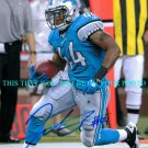 JAHVID BEST AUTOGRAPHED 8x10 RP PHOTO DETROIT LIONS