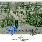 HEE HAW CAST 5 AUTOGRAPHED 8x10 RP PHOTO ROY CLARK MINNIE PEARL +