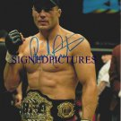 UFC RANDY COUTURE AUTOGRAPHED 8X10 RP PHOTO THE NATURAL