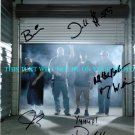 STORAGE WARS CAST BY5 AUTOGRAPHED 8x10 RP PHOTO BRANDI DARRELL BARRY DAVE JARROD