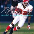 DWAYNE BOWE AUTOGRAPHED 8x10 RP PHOTO KANSAS CITY CHIEFS