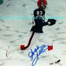 ANDRE REED AUTOGRAPHED 8x10 RP PHOTO BUFFALO BILLS INCREDIBLE WR
