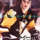 MARIO LEMIEUX AUTOGRAPHED 8x10 RP PHOTO PITTSBURGH PENGUINS LEGENDARY PLAYER