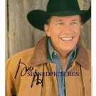 GEORGE STRAIT SIGNED AUTOGRAPHED 8x10 RP PROMO PHOTO PURE COUNTRY STAR