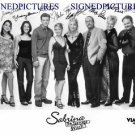 SABRINA THE TEENAGE WITCH CAST AUTOGRAPHED 8x10 RP PROMO PHOTO MELISSA JOAN HART