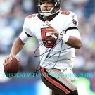 JOSH FREEMAN AUTOGRAPHED 8x10 RP AUTO PHOTO TAMPA BAY BUCCANEERS AWESOME QB