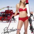 LINDSEY VONN AUTOGRAPHED 8x10 RP PHOTO OLYMPICS GOLD MEDALIST SEXY