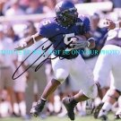 LADAINIAN TOMLINSON AUTOGRAPHED AUTO 8x10 RP PHOTO TCU AWESOME RB