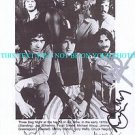 THREE DOG NIGHT AUTOGRAPHED 6x9 RP PHOTO CHUCK NEGRON SNEED ALSUP HUTTON +
