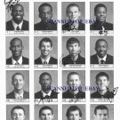 BUTLER BASKETBALL TEAM SIGNED RP HAYWARD NORED MACK +
