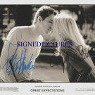 GREAT EXPECTATIONS SIGNED AUTOGRAPHED GWYNETH PALTROW +