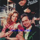 WAR OF THE ROSES CAST SIGNED RP PHOTO DOUGLAS DEVITO +