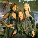 RACHEL SKARSTEN ASHLEY SCOTT MEYER SIGNED RP BIRDS PREY