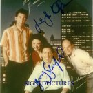 SEINFELD CAST SIGNED AUTOGRAPHED RP PHOTO WIZARD OF OZ