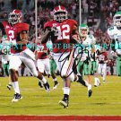EDDIE LACY AUTO AUTOGRAPHED 8x10 RP PHOTO ALABAMA