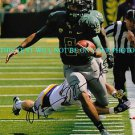 MARCUS MARIOTA AUTOGRAPHED 8x10 RP PHOTO OREGON DUCKS HEISMAN