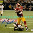 PIERRE GARCON AUTOGRAPHED AUTO 8x10 RP PHOTO WASHINGTON REDSKINS