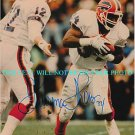 THURMAN THOMAS SIGNED AUTOGRAPHED AUTO 8x10 RP PHOTO BUFFALO BILLS RB