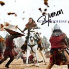 RUSSELL CROWE AUTOGRAPHED 8x10 RP PHOTO ROBIN HOOD