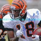 AJ GREEN AUTOGRAPHED AUTO 8x10 RP PHOTO CINCINNATI BENGALS AWESOME #1 FANTASY WR