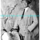 LARRY HAGMAN AUTOGRAPHED 6x9 RP PUBLICITY PHOTO DALLAS
