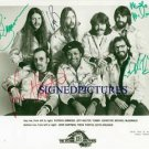 THE DOOBIE BROTHERS BAND AUTOGRAPHED 8x10 RP PHOTO