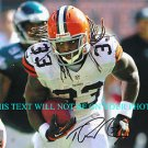 TRENT RICHARDSON AUTOGRAPHED AUTO 8x10 RP PHOTO CLEVELAND BROWNS