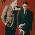 THE ODD COUPLE AUTOGRAPHED 8x10 RP PHOTO TONY RANDALL AND JACK KLUGMAN HILARIOUS