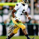 EVERETT GOLSON AUTOGRAPHED 8x10 RP PHOTO NOTRE DAME AWESOME QB