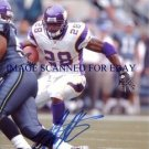 ADRIAN PETERSON SIGNED AUTOGRAPHED 8x10 RP PHOTO MINNESOTA VIKINGS RB